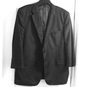 Jos. A. Bank Men's Black Suit Jacket 48R